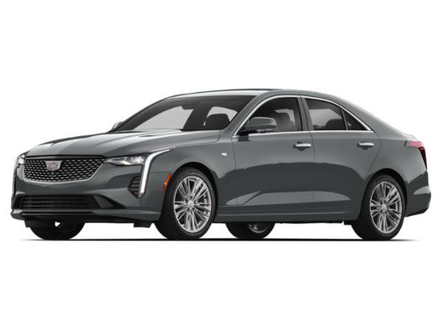 2020 Cadillac CT4 Premium Luxury 4dr Sdn Premium Luxury Turbocharged I4 2.0L/ [2]