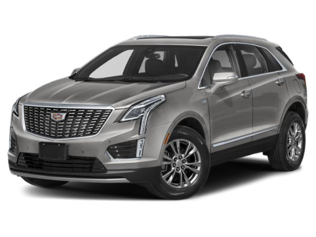 2020 Cadillac XT5 Luxury AWD AWD 4dr Luxury Turbocharged Gas I4 2.0L/ [2]