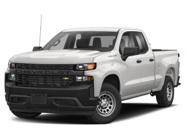 2020 Chevrolet Silverado 1500 LT 4WD Crew Cab 147″ LT Turbocharged Gas I4 2.7L/166 [9]