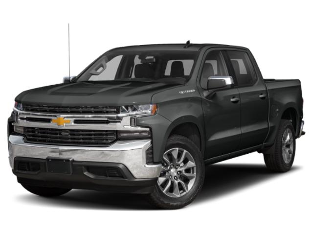 2020 Chevrolet Silverado 1500 LT Trail Boss | Sunroof | Running Boards | 4WD Crew Cab 147″ LT Trail Boss Gas V8 6.2L/376 [0]