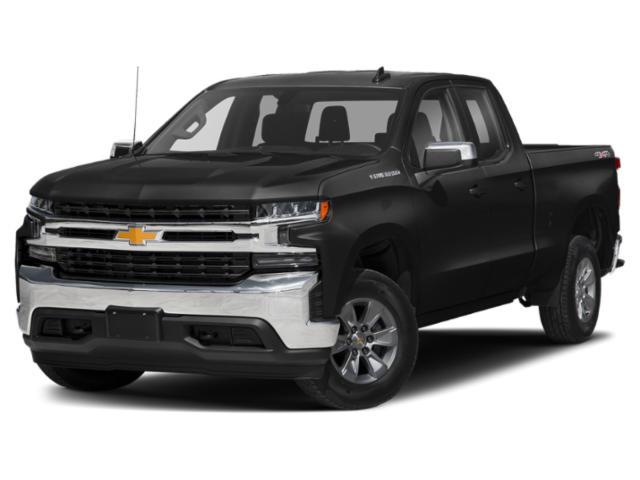 2020 Chevrolet Silverado 1500 LT 4WD Double Cab 147″ LT Turbocharged Gas I4 2.7L/166 [0]