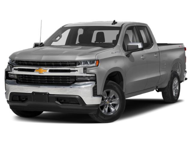 2020 Chevrolet Silverado 1500 LT 4WD Double Cab 147″ LT Gas V8 5.3L/325 [7]