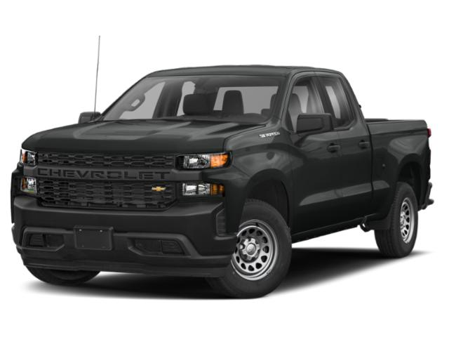2020 Chevrolet Silverado 1500 RST | 20″ Wheels | Z71 Off Road Package | 4WD Double Cab 147″ RST Gas V8 5.3L/325 [10]
