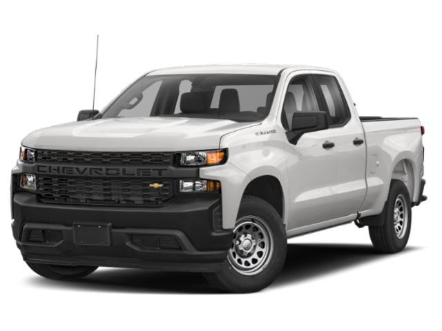2020 Chevrolet Silverado 1500 | Infotainment System | Rear Vision Camera | 4WD Double Cab 147″ Work Truck Gas V8 5.3L/325 [0]