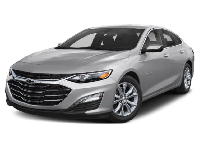 2020 Chevrolet Malibu LT 4dr Sdn LT Turbocharged Gas I4 1.5L/91 [17]