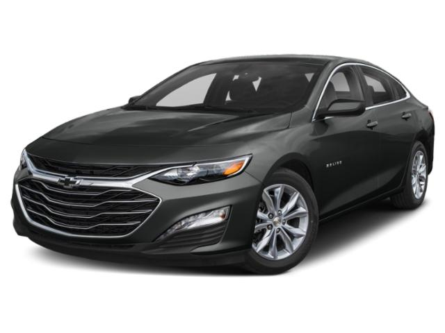 2020 Chevrolet Malibu RS | Leather Wrapped Steering Wheel | Rear Vision | 4dr Sdn RS Turbocharged Gas I4 1.5L/91 [0]
