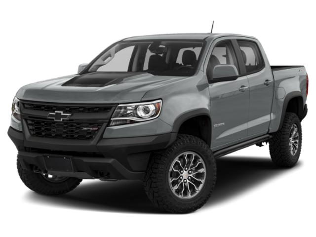 "2020 Chevrolet Colorado 4WD ZR2 4WD Crew Cab 128"" ZR2 Gas V6 3.6L/222 [1]"