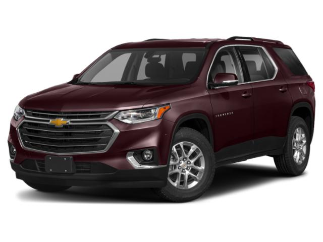 2020 Chevrolet Traverse LT Cloth w/1LT AWD 4dr LT Cloth w/1LT Gas V6 3.6L/ [3]