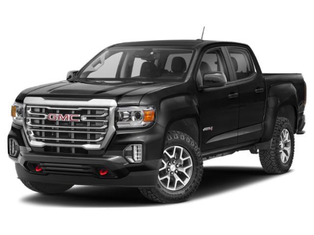 "2022 GMC Canyon 4WD AT4 w/Cloth 4WD Crew Cab 128"" AT4 w/Cloth Gas V6 3.6L/222 [0]"