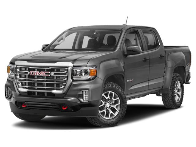 """2022 GMC Canyon-INCOMING RESERVE NOW 4WD Crew Cab 128"""" AT4 w/Cloth Gas V6 3.6L/222 [1]"""