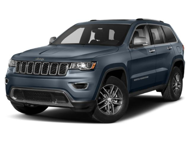 2020 Jeep Grand Cherokee Limited Limited 4x4 Regular Unleaded V-6 3.6 L/220 [6]