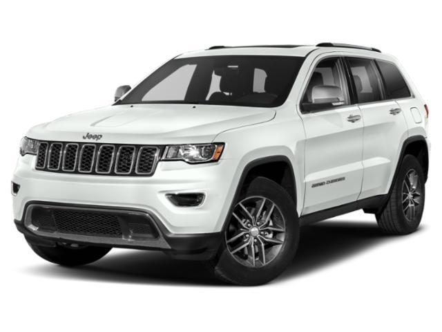 2020 Jeep Grand Cherokee Limited Limited X 4x4 Regular Unleaded V-6 3.6 L/220 [19]