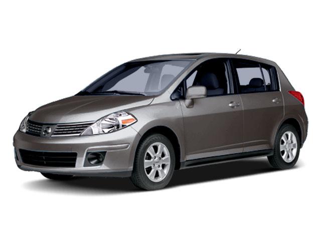 2009 Nissan Versa 1.8 S 5dr HB I4 Auto 1.8 S Gas 4-cyl 1.8L/110 [0]