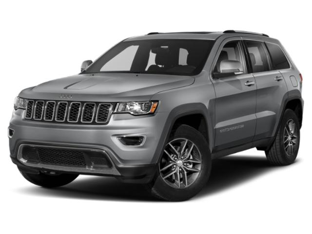 2019 Jeep Grand Cherokee Limited Limited 4x4 Regular Unleaded V-6 3.6 L/220 [5]
