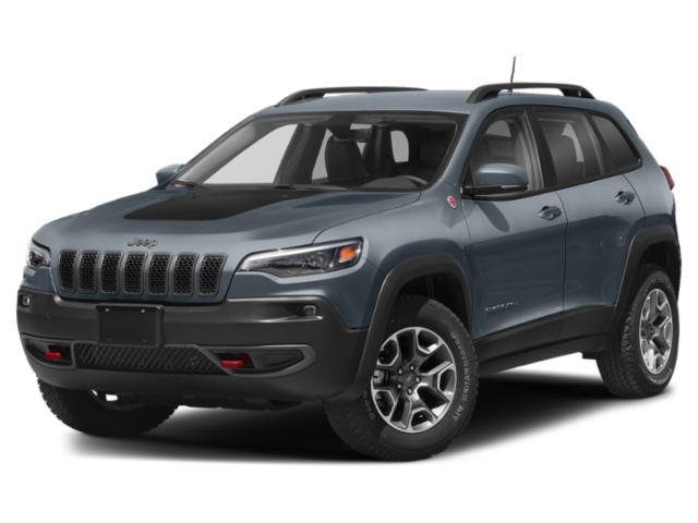 2019 Jeep Cherokee Trailhawk Trailhawk 4x4 Regular Unleaded V-6 3.2 L/198 [12]