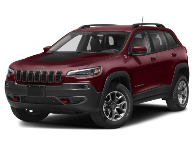 2019 Jeep Cherokee Trailhawk Elite Trailhawk Elite 4x4 Regular Unleaded V-6 3.2 L/198 [5]