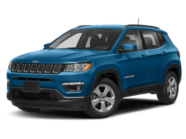 2019 Jeep Compass Sport Sport 4x4 Regular Unleaded I-4 2.4 L/144 [9]