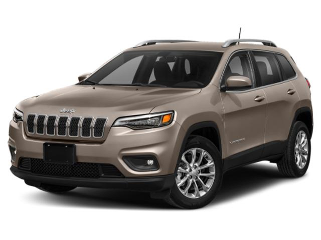 2019 Jeep Cherokee North North 4x4 Regular Unleaded V-6 3.2 L/198 [1]