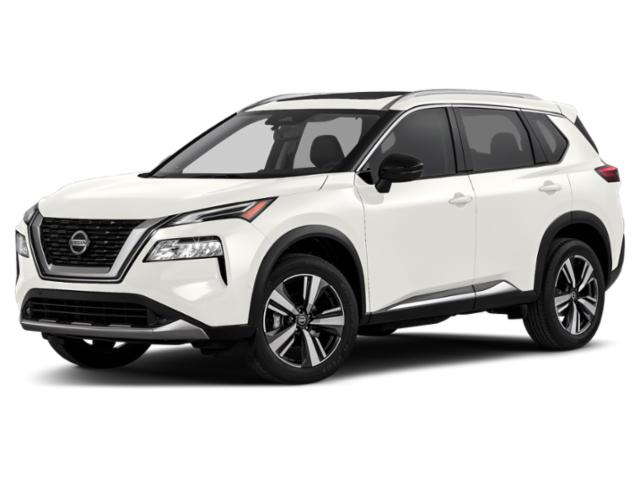 2021 Nissan Rogue SV AWD SV Regular Unleaded I-4 2.5 L/152 [18]