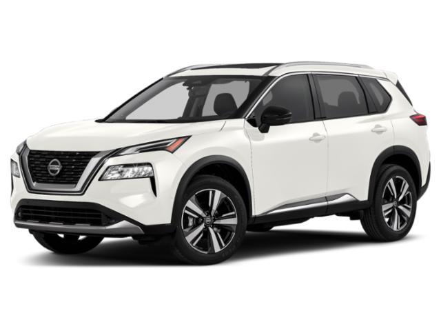 2021 Nissan Rogue S AWD S Regular Unleaded I-4 2.5 L/152 [15]