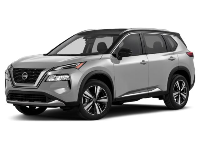 2021 Nissan Rogue Platinum AWD Platinum Regular Unleaded I-4 2.5 L/152 [3]