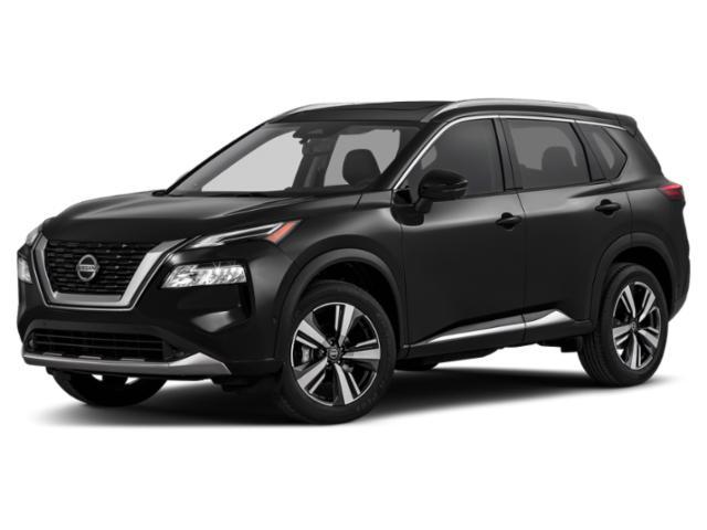 2021 Nissan Rogue S AWD S Regular Unleaded I-4 2.5 L/152 [18]