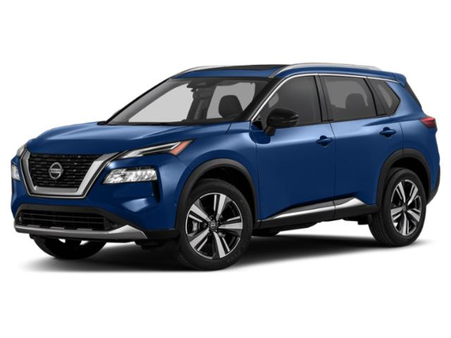 2021 Nissan Rogue SV AWD SV Regular Unleaded I-4 2.5 L/152 [2]