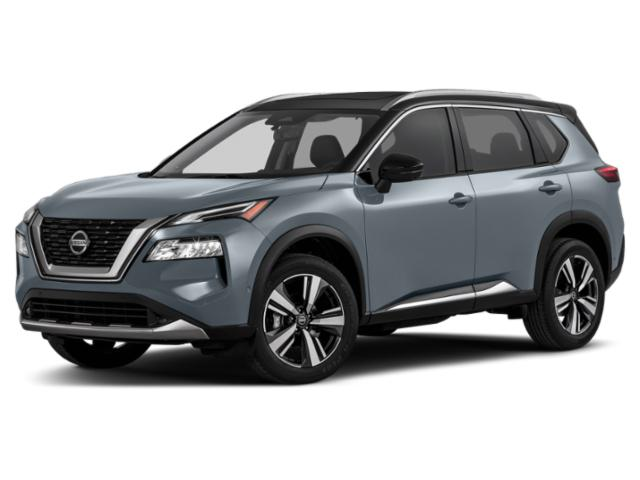 2021 Nissan Rogue Platinum AWD Platinum Regular Unleaded I-4 2.5 L/152 [2]