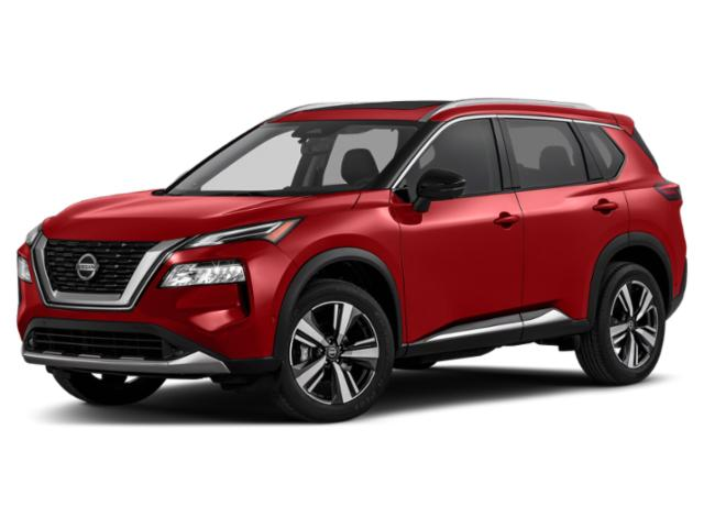 2021 Nissan Rogue S AWD S Regular Unleaded I-4 2.5 L/152 [10]