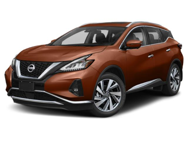 2021 Nissan Murano Platinum AWD Platinum Regular Unleaded V-6 3.5 L/213 [9]