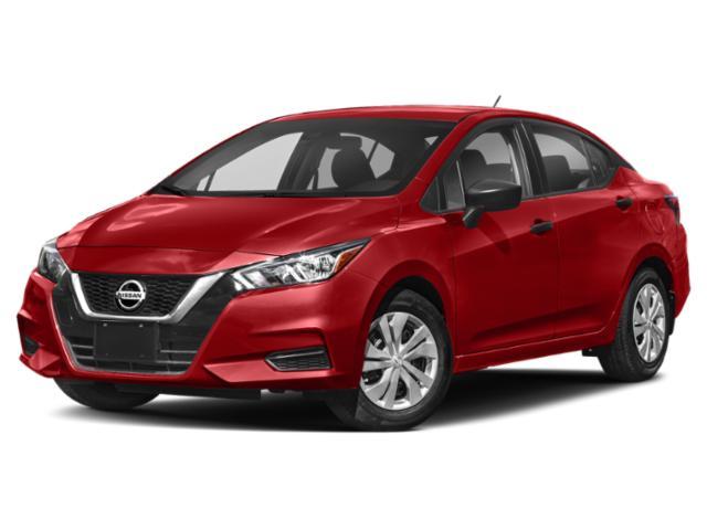 2021 Nissan Versa SV SV CVT Regular Unleaded I-4 1.6 L/98 [18]