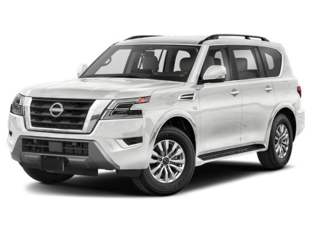 2021 Nissan Armada Platinum 4x4 Platinum Regular Unleaded V-8 5.6 L/339 [8]