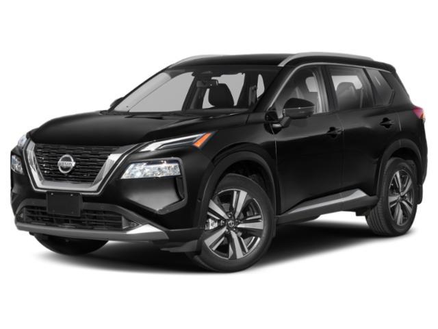 2021 Nissan Rogue Platinum AWD Platinum Regular Unleaded I-4 2.5 L/152 [8]