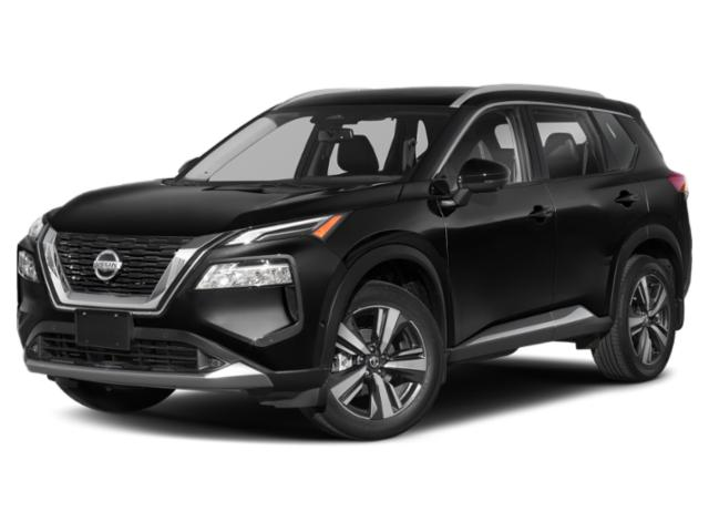 2021 Nissan Rogue Platinum AWD Platinum Regular Unleaded I-4 2.5 L/152 [5]
