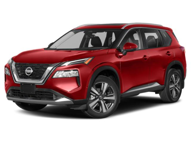 2021 Nissan Rogue Platinum AWD Platinum Regular Unleaded I-4 2.5 L/152 [3]