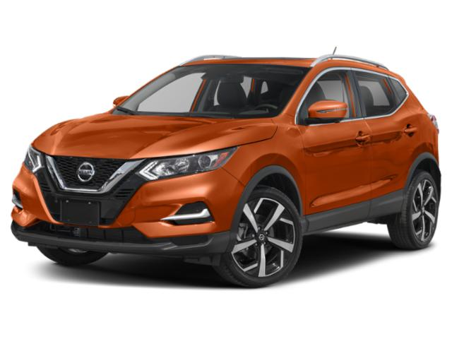 2021 Nissan Qashqai SV AWD SV CVT Regular Unleaded I-4 2.0 L/122 [6]