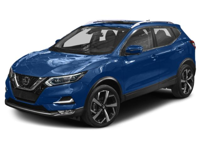 2021 Nissan Qashqai SV AWD SV CVT Regular Unleaded I-4 2.0 L/122 [9]