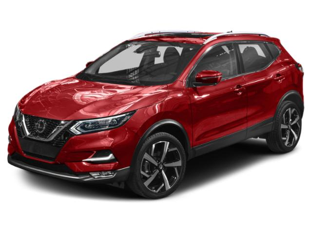 2021 Nissan Qashqai SV AWD SV CVT Regular Unleaded I-4 2.0 L/122 [1]