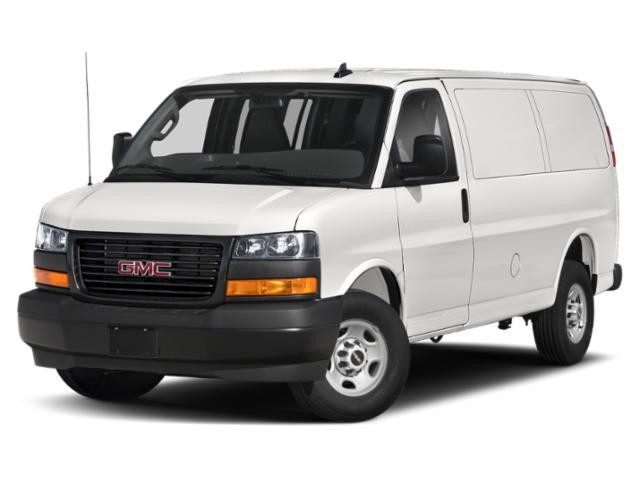 2021 GMC Savana Cargo Van RWD 2500 135″ Gas V8 6.6L/ [12]