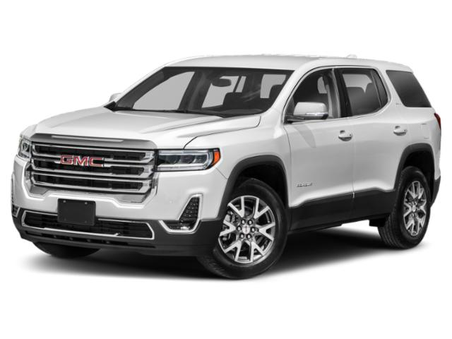 2021 GMC Acadia SLT AWD 4dr SLT Turbocharged Gas I4 2.0L/ [18]