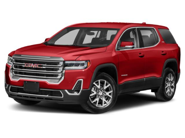 2021 GMC Acadia SLT Elevation Pkg Htd/Cld Lthr Surround Vision AWD 4dr SLT Gas V6 3.6L/ [3]