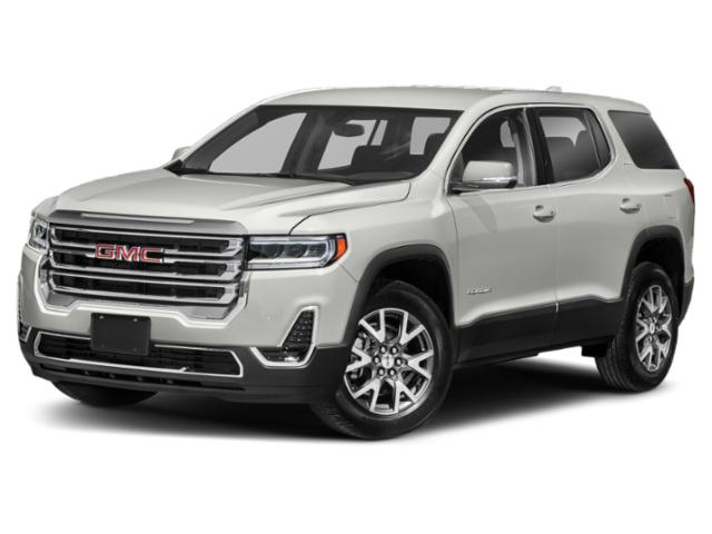 2021 GMC Acadia SLT AWD 4dr SLT Turbocharged Gas I4 2.0L/ [7]