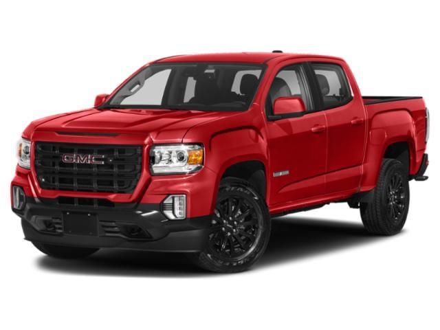 2021 GMC Canyon 4WD Elevation 4WD Crew Cab 141″ Elevation Turbocharged Diesel I4 2.8L/169 [2]