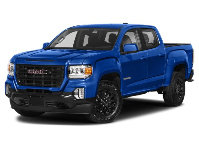 2021 GMC Canyon 4WD Elevation 4WD Crew Cab 128″ Elevation Gas V6 3.6L/222 [19]
