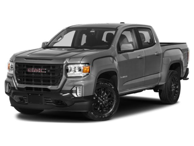 "2021 GMC Canyon 4WD Elevation 4WD Crew Cab 128"" Elevation Gas V6 3.6L/222 [0]"