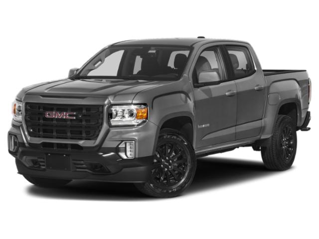 "2021 GMC Canyon 4WD Elevation 4WD Crew Cab 141"" Elevation Gas V6 3.6L/222 [15]"