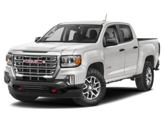 "2021 GMC Canyon 4WD AT4 w/Leather 4WD Crew Cab 128"" AT4 w/Leather Gas V6 3.6L/222 [0]"
