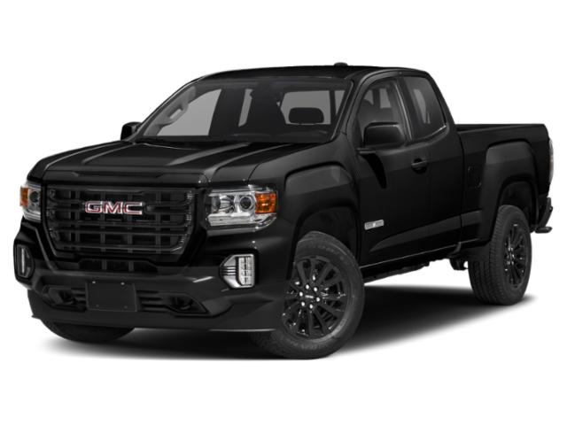 2021 GMC Canyon 4WD AT4 w/Leather 4WD Crew Cab 141″ AT4 w/Leather Turbocharged Diesel I4 2.8L/169 [0]