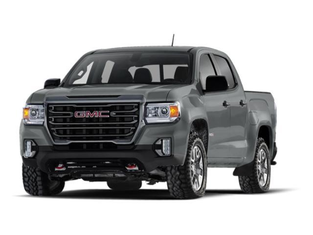 "2021 GMC Canyon 4WD AT4 w/Cloth 4WD Crew Cab 128"" AT4 w/Cloth Gas V6 3.6L/222 [0]"
