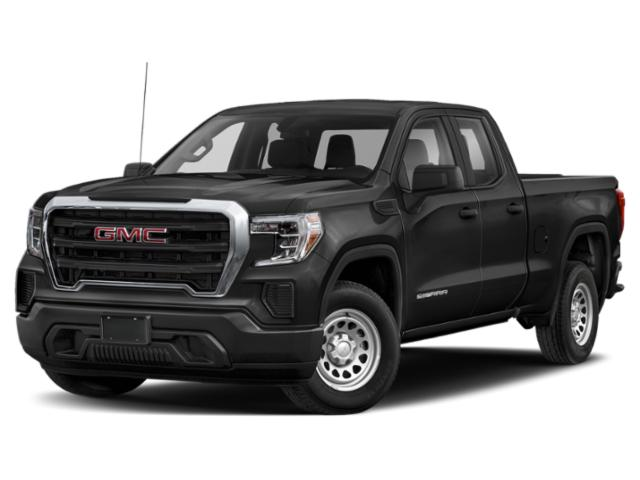 2021 GMC Sierra 1500 4WD Double Cab 147″ Gas I4 2.7L/166 [1]